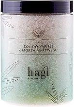 Kup Sól do kąpieli z Morza Martwego - Hagi Ziemia