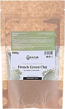 Kup Maska do twarzy z glinki - Natur Planet French Green Clay