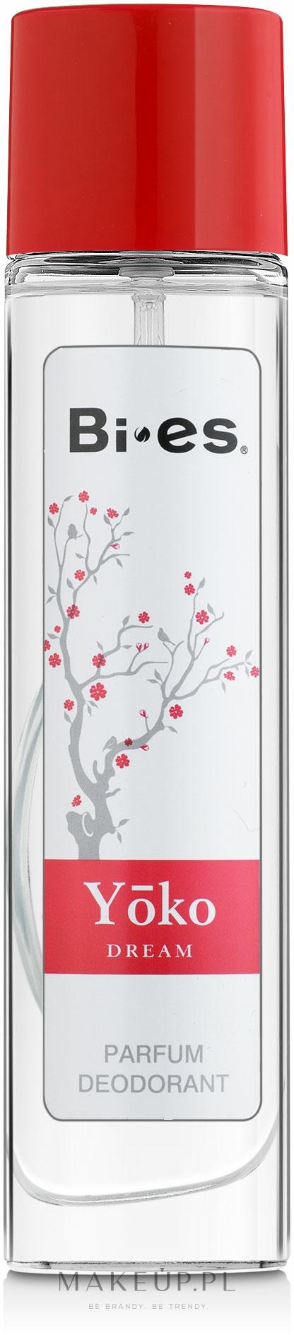 Bi-es Yoko Dream - Perfumowany dezodorant w atomizerze — фото 75 ml