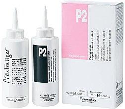 Kup Zestaw do trwałej ondulacji do włosów farbowanych - Fanola P2 Perm Kit for Coloured and Treated Hair