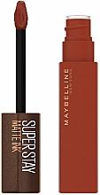 Kup Płynna matowa pomadka - Maybelline New York Super Stay Matte Ink Coffee Edition Liquid Lipstick