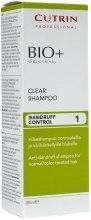 Kup BIO+ Original Przeciwłupieżowy szampon do włosów normalnych i farbowanych - Cutrin BIO+ Clear Shampoo