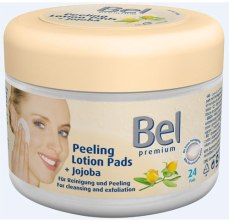 Kup Płatki kosmetyczne z jojoba - Bel Premium Peeling Lotion Jojoba Pads