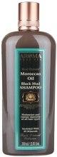 Kup Szampon błotny z olejem arganowym - Aroma Shampoo