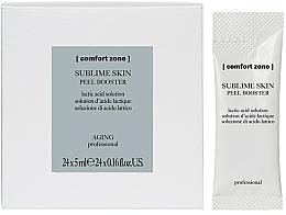 Kup Booster peelingu do twarzy - Comfort Zone Sublime Skin Peel Booster
