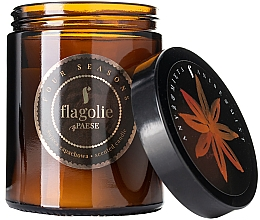 Kup Świeca zapachowa w szkle Anyż i mięta - Flagolie Fragranced Candle Anis & Mint