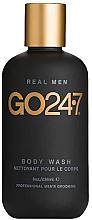 Kup Perfumowany żel pod prysznic - Unite GO247 Real Men Body Wash