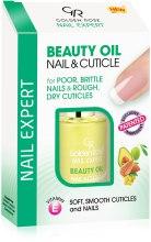 Kup Olejek odżywczy do skórek i paznokci - Golden Rose Nail Expert Beauty Oil Nail & Cuticle