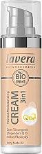 Kup Nawilżający podkład do twarzy 3 w 1 z koenzymem Q10 - Lavera Tinted Moisturizing Cream 3-in-1 Q10