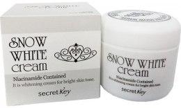 Kup Rozjaśniający krem mleczny - Secret Key Snow White Cream