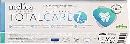Kup Pielęgnująca pasta do zębów - Melica Organic Toothpaste Total Care 7