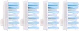 Kup Wymienne miękkie główki do szczoteczki do zębów - Yaweco Toothbrush Heads Nylon Soft