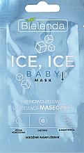 Kup Kremowo-żelowa chłodząca maseczka do twarzy - Bielenda Ice Ice Baby Mask