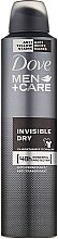 Kup Antyperspirant w sprayu dla mężczyzn - Dove Men + Care Invisible Dry Antiperspirant Spray