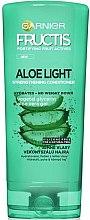 Kup Wzmacniająca odżywka do włosów z aloesem - Garnier Fructis Aloe Light Strengthening Conditioner