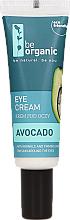Kup Krem pod oczy Awokado - Be Organic Eye Cream Avocado