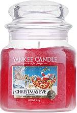 Kup Świeca zapachowa w słoiku - Yankee Candle Christmas Eve