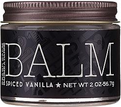 Kup Zmiękczający balsam do brody o zapachu wanilii - 18.21 Man Made Beard Balm Spiced Vanilla
