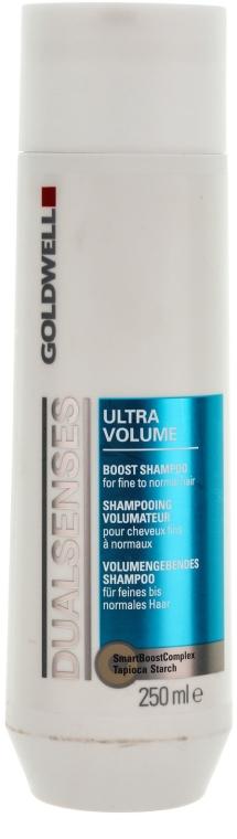 Szampon zwiększający objętość - Goldwell Dualsenses Ultra Volume Boost Shampoo