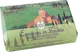 Kup Mydło kosmetyczne Toskański klasztor - Nesti Dante Villages Monasteries Soap