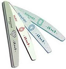 Zestaw pilników do paznokci - IBD Jewel Collection Professional File Pack — фото N2