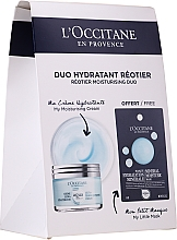 Kup Zestaw - L'Occitane Aqua Reotier (cr/50ml + mask/6ml)