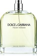 Kup Dolce & Gabbana Pour Homme - Woda toaletowa (tester bez nakrętki)