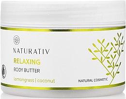 Kup Relaksujące masło do ciała Trawa cytrynowa i kokos - Naturativ Relaxing Body Butter