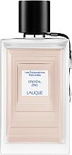 Kup PRZECENA! Lalique Oriental Zinc - Woda perfumowana *