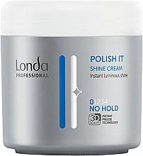 Kup Nabłyszczający krem do włosów - Londa Professional Polish It Shine Cream