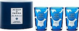 Kup Acqua di Parma Blu Mediterraneo - Zestaw (3 x candle/ 65g)