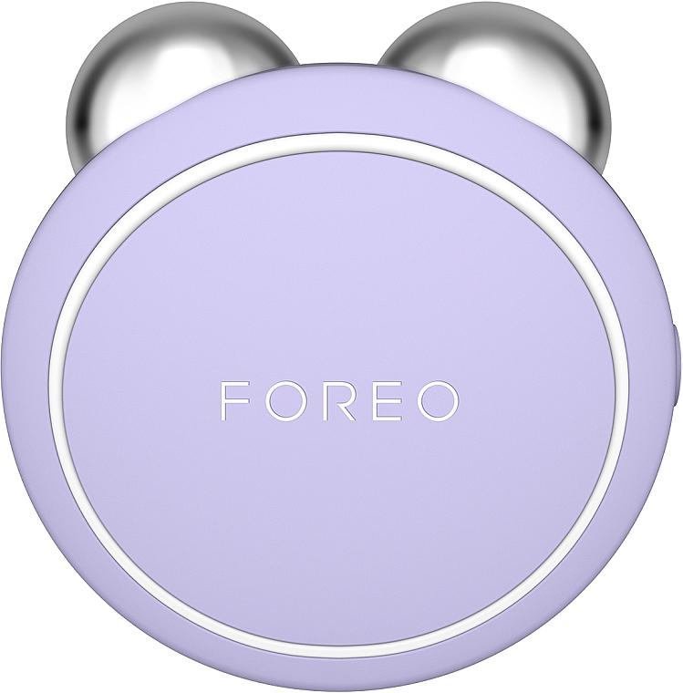 Urządzenie do masażu i ujędrniania twarzy - Foreo Bear Mini Lavender