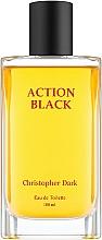 Kup Christopher Dark Action Black - Woda toaletowa