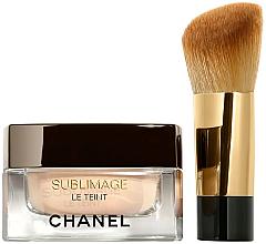 Kup Kremowy podkład rozjaśniający + pędzel - Chanel Sublimage Le Teint Ultimate Radiance Foundation