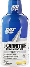 Kup Suplement diety L-karnityna w płynie - GAT Sport L-Carnitine Amino Acid Lemon Blast