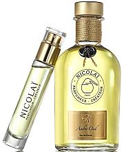 Kup Nicolai Parfumeur Createur Amber Oud - Zestaw (edp/250ml + edp/15ml)