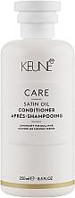 Kup Odżywka do włosów suchych - Keune Care Satin Oil Conditioner