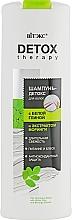 Kup Detoksykacyjny szampon do włosów z białą glinką - Vitex Detox Therapy Hair Shampoo