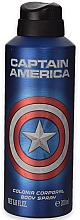 Kup Dezodorant w sprayu dla dzieci - Marvel Captain America Deodorant