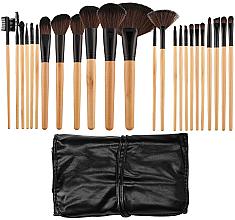 Kup Zestaw profesjonalnych pędzli do makijażu, 24 szt. - Tools For Beauty