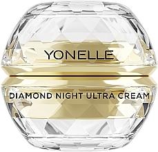 Kup Diamentowy ultra krem na noc do twarzy i ust - Yonelle Diamond Night Ultra Cream