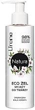 Kup ECO żel myjący do twarzy Organiczna biała herbata - Lirene Natura