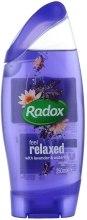 Kup Relaksujący żel pod prysznic Lawenda i lilia wodna - Radox Feel Relaxed Shower Gel