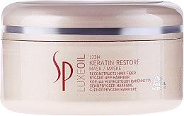 Kup Regenerująca maska do włosów - Wella SP LuxeOil Keratin Restore Mask