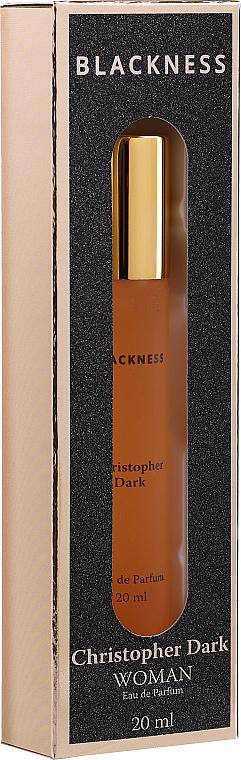 Christopher Dark Blackness - Woda perfumowana (mini)