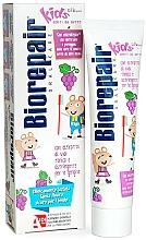 Kup Pasta do zębów dla dzieci Winogrono - Biorepair Kids Milk Teeth