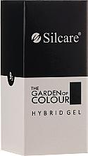 Hybrydowy lakier do paznokci - Silcare The Garden of Colour Hybrid Gel — фото N2