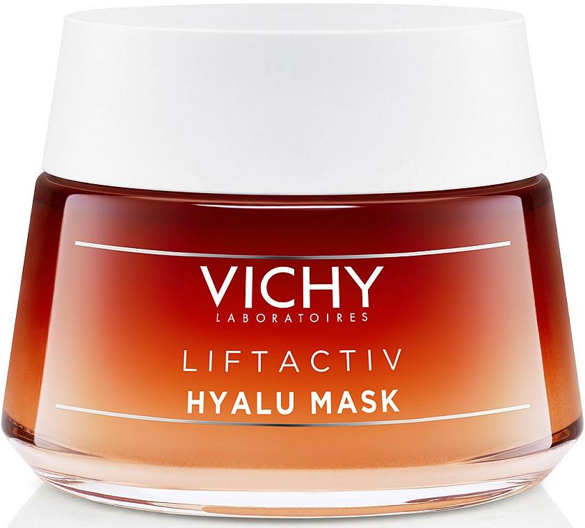 Hialuronowa maska do twarzy - Vichy Laboratoires Liftactiv Hyalu Mask