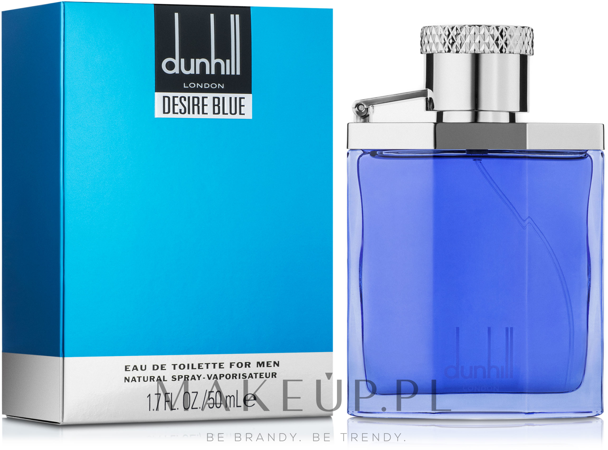 Alfred Dunhill Desire Blue - Woda toaletowa — фото 50 ml