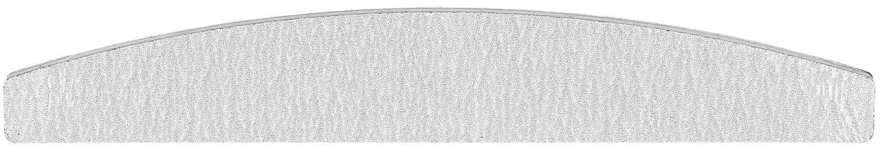 Pilnik do paznokci półksiężyc, szary, 100/180 - Tools For Beauty Nail File Bridge  — фото N1